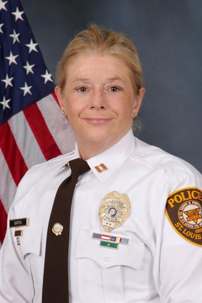Lt. Col. Mary Barton