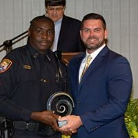 Local leaders recognized