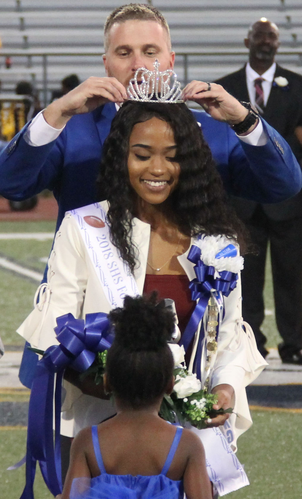 Kyra Jackson crowned as Stone High Football Sweetheart 2018