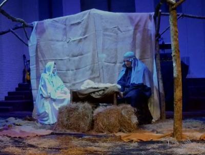 Crowds flock to Bethlehem