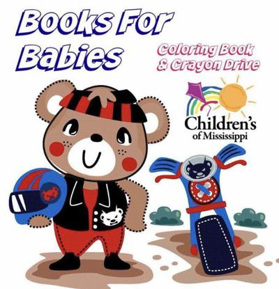 Stone County residents aim to show their true colors for 'Books for Babies'