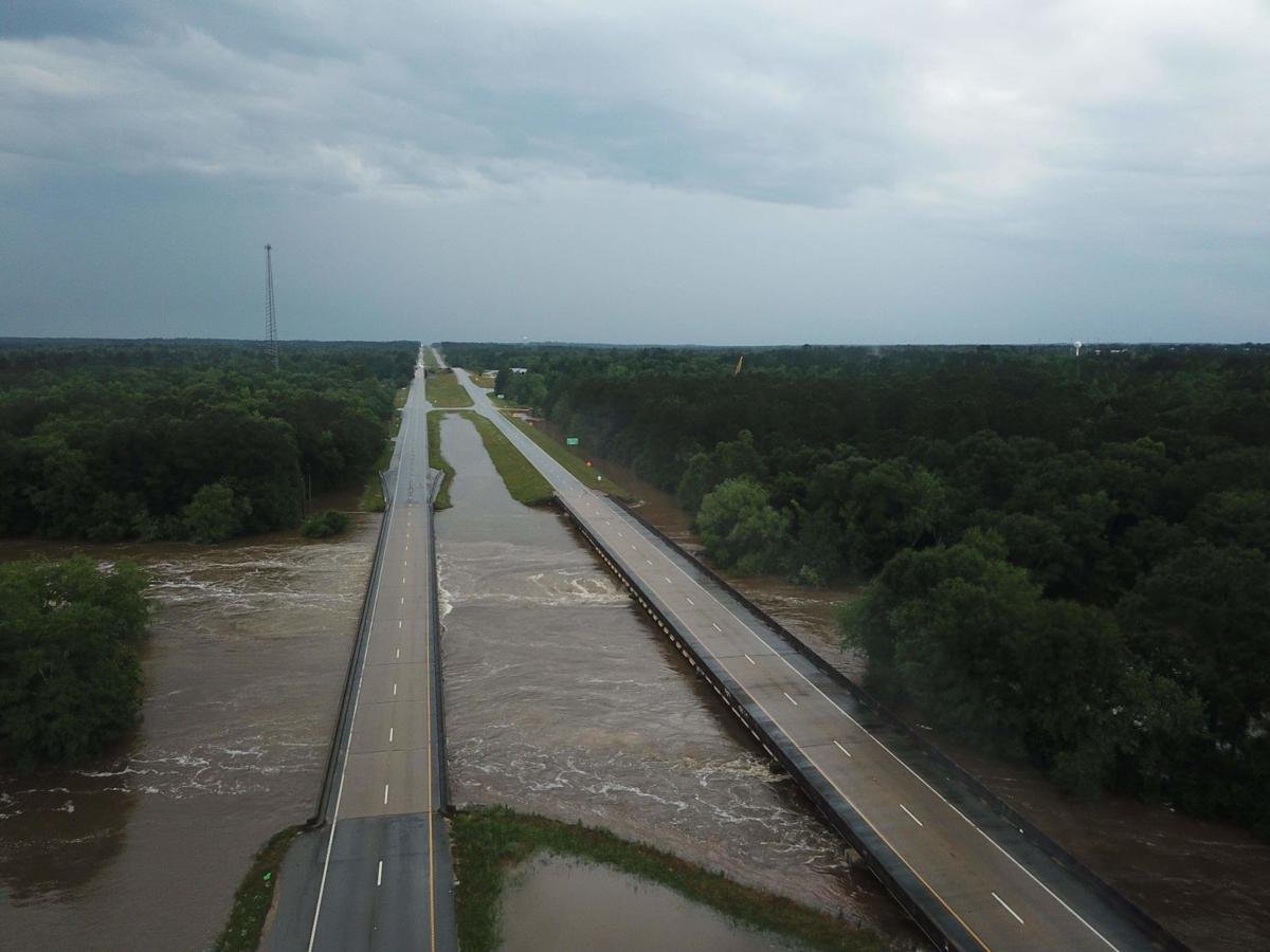 Highway 49 Drone 1
