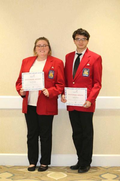 Local students earn National SkillsUSA Statesman Award