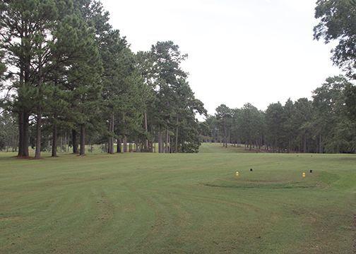 Pine Burr Golf Course fairway