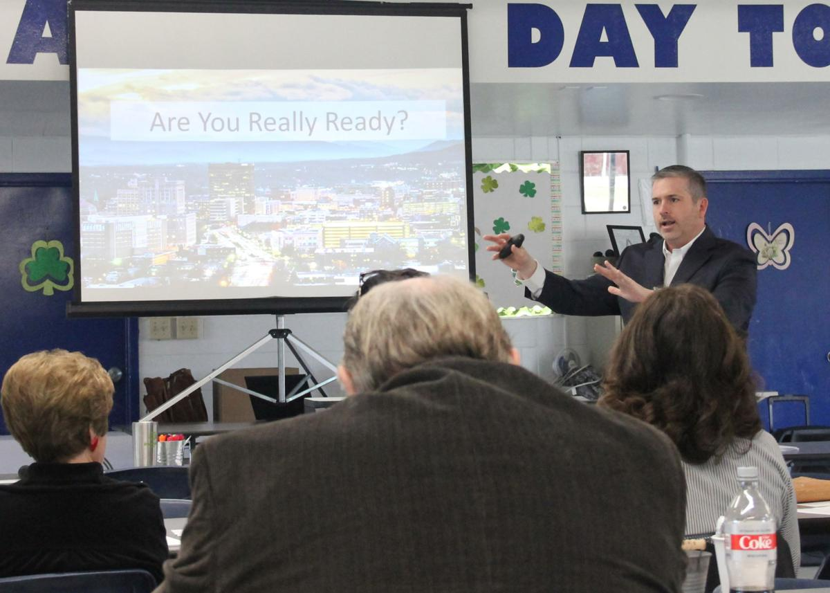 Local officials, residents work toward unity in the community