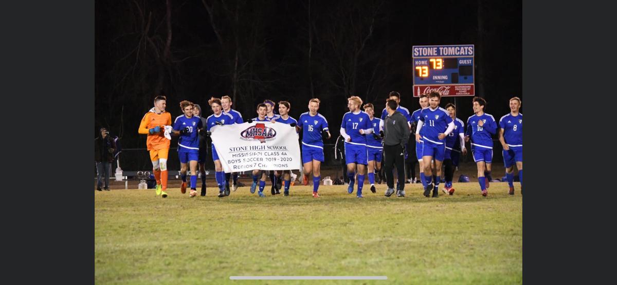 Stone soccer rules region