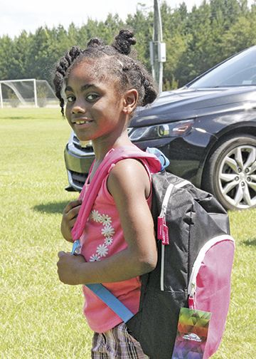 Students benefit from new backpack program