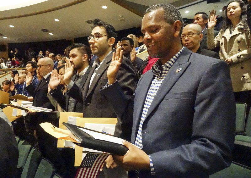 Excitement, pride abound at citizenship ceremony at OSU