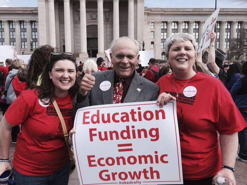 Former Oklahoma State Sen. Ed Long dies at 83
