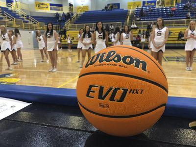 The great pumpkin: New basketballs working fine, but a bit pricey for area coaches