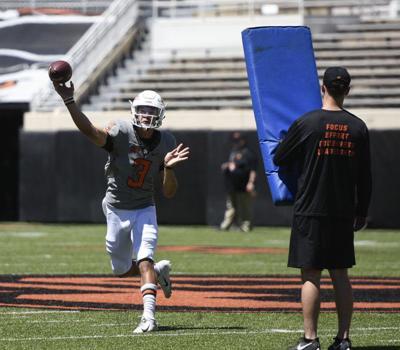 Running backs, Cowboy Backs look to aid quarterbacks in passing game
