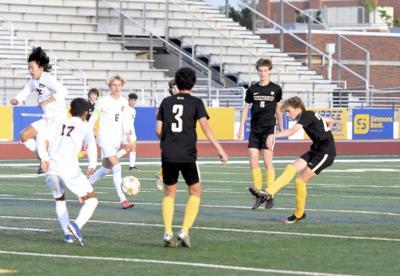 SHS Soccer quarterfinal
