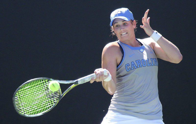 Cowgirl at last: New OSU women's tennis assistant coach ...