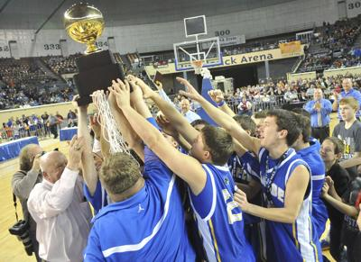 1c763ff9f8 News Press Top 10 Sports Stories of 2014: No. 4 - Glencoe boys repeat as  state champs
