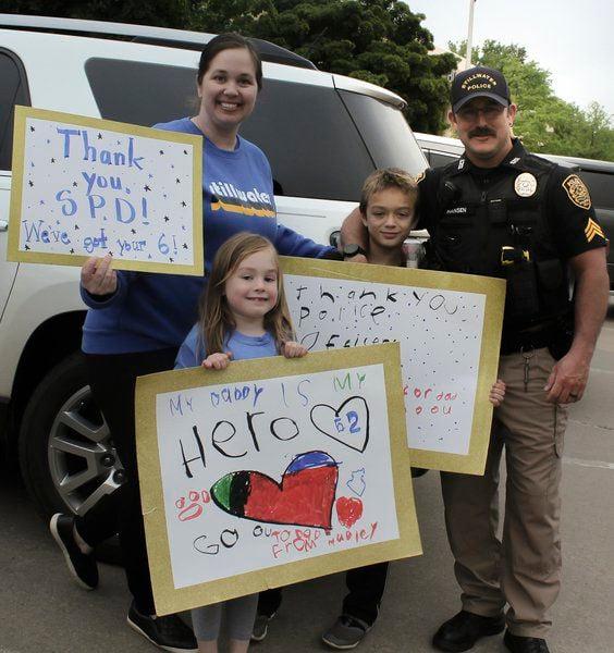 Stillwater celebrates SPD for police week