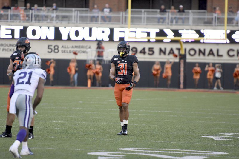 'Loud' Harvell-Peel enjoying sophomore season at OSU
