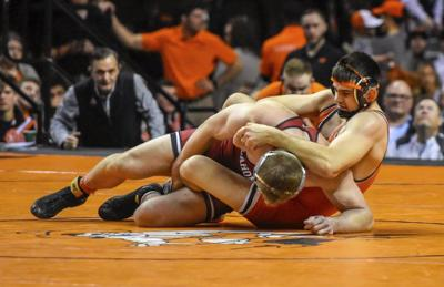 Cowboy wrestling looks to have a deep roster for upcoming season