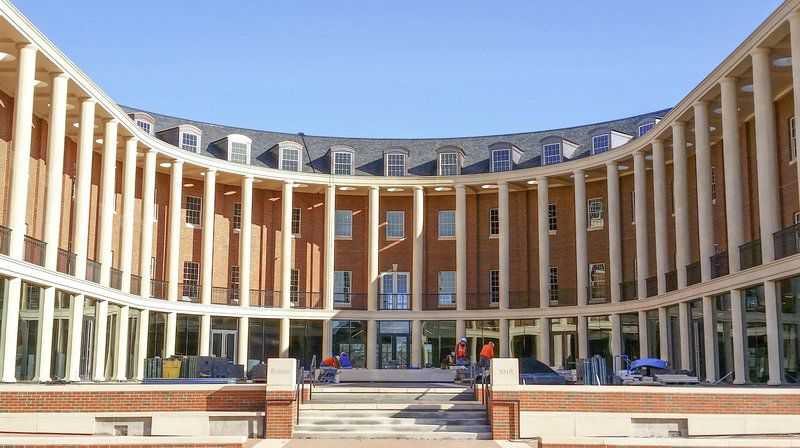 Oklahoma State University Architecture Building