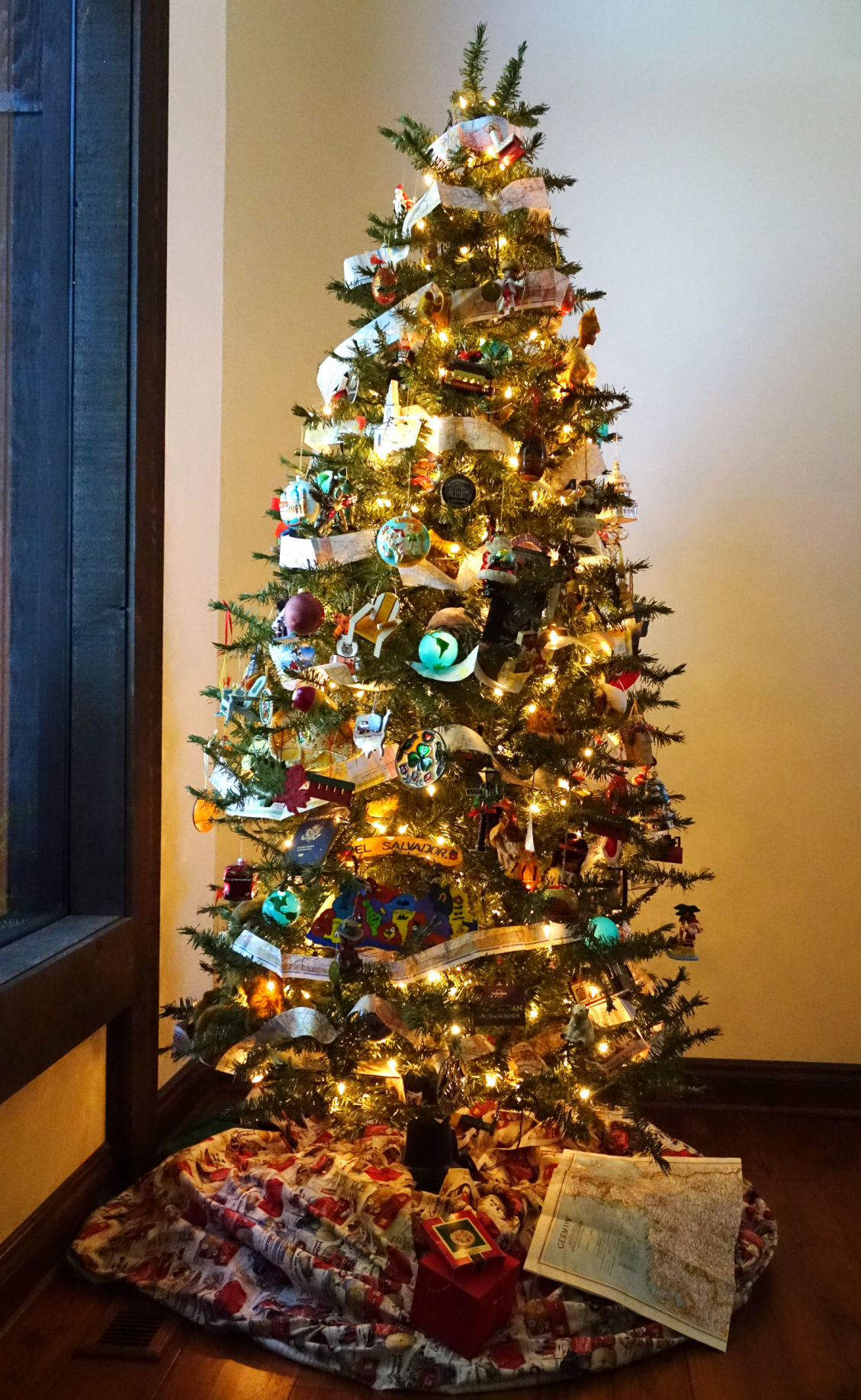 Non Traditional Christmas Tree.Non Traditional Christmas Trees News Stwnewspress Com