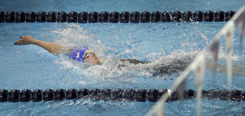 SHS grad Blose was set to represent KU at NCAA meet before cancellations