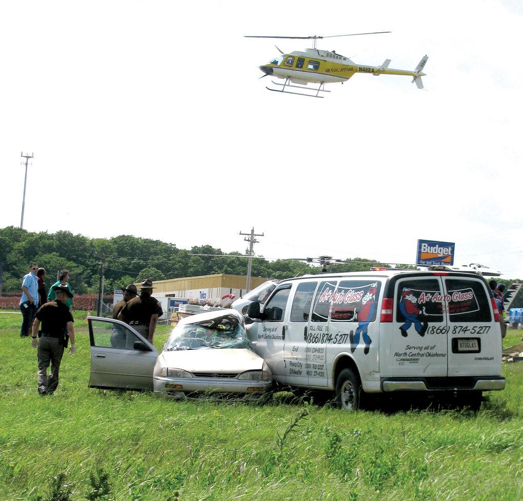 Three injured in Highway 51 accident | News | stwnewspress com