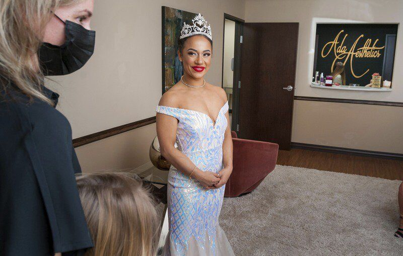 Kris Gonzalez off to Las Vegas for Miss for America competition