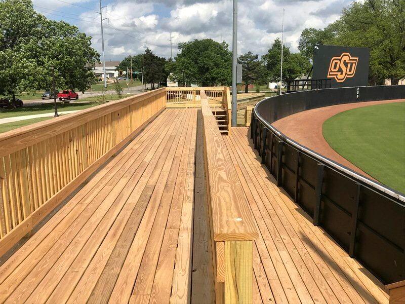 Gajewski talks about need for new softball stadium