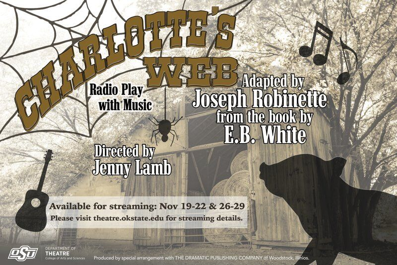 OSU Theatreproducesradio-centric rendition of 'Charlotte's Web'