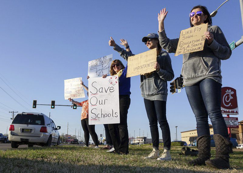 School's out: Stillwater taking day-to-day approach on walkout