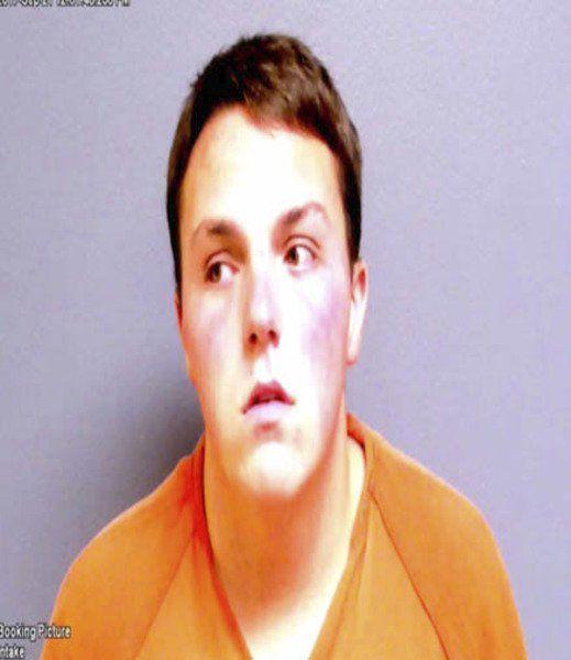 College student accused of taking photos of bathroom user. Craig Fletcher