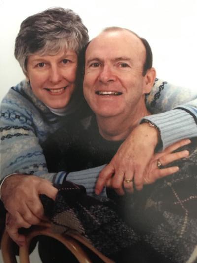 Bonita and John Pryor