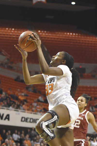 OSU women give up double-digit lead late in Bedlam loss