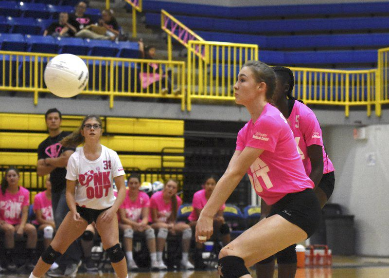 Lady Pioneers drop close match with No. 3 Edmond North