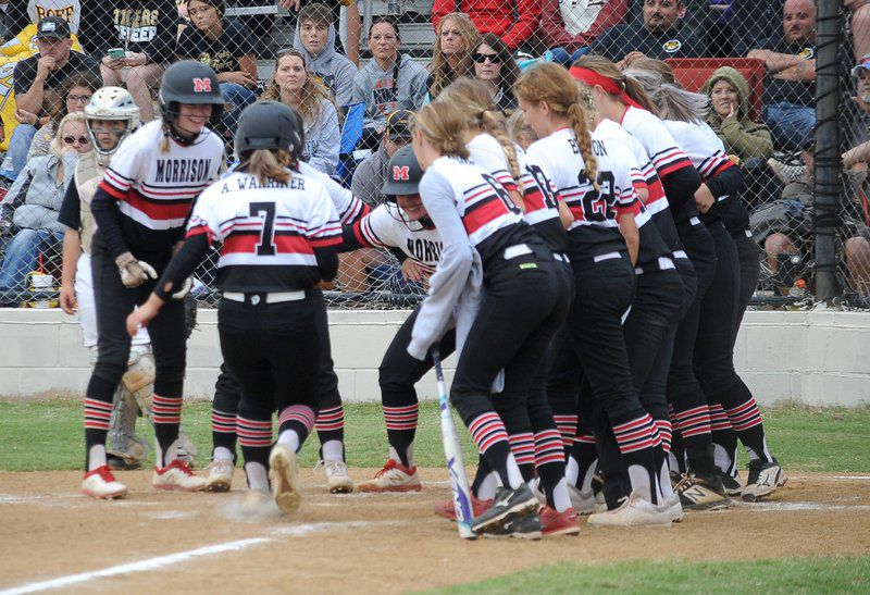 Morrison softball wins first-ever state contest