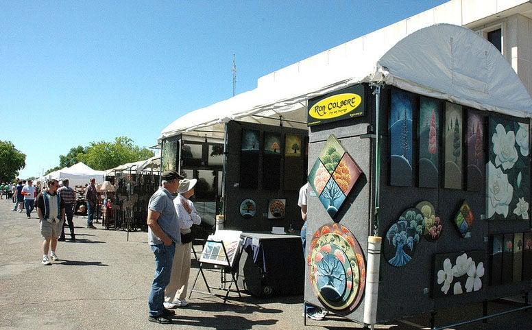 4-14-13 Downtown Arts Festival Booths 1.jpg