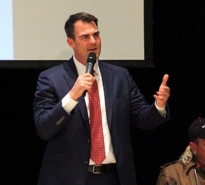 OSU hosts gubernatorial candidates at policy forum