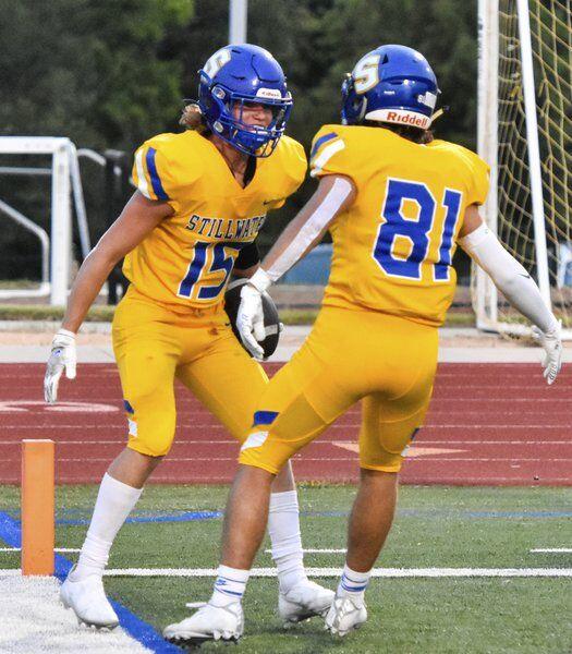 Thompson twins' competitiveness fuels quick progress on Stillwater High football team