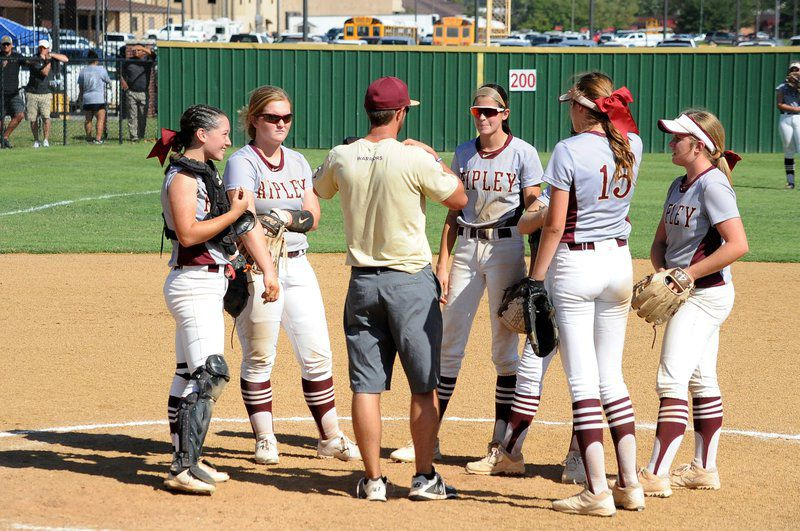 Ripley High softball fueled for fall after 2018 state runner-up finish