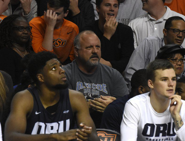 Starting five leads Cowboys to narrow victory over ORU