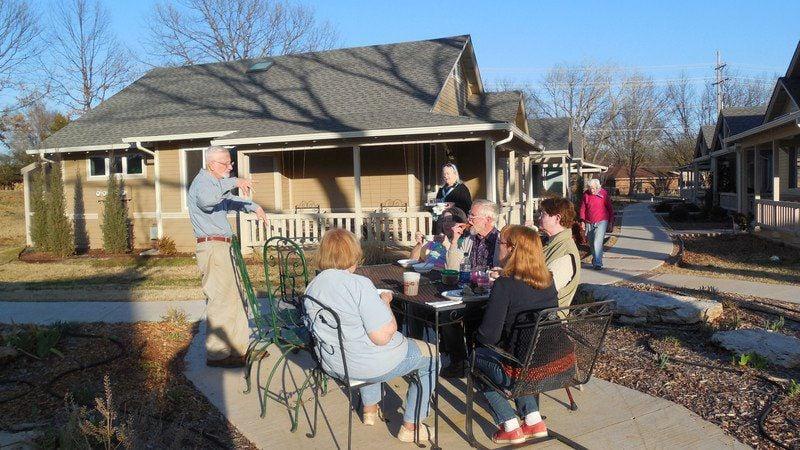 Oakcreek Community - a different type of senior housing