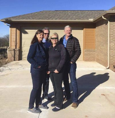 New owners tour The Ranch as construction resumes