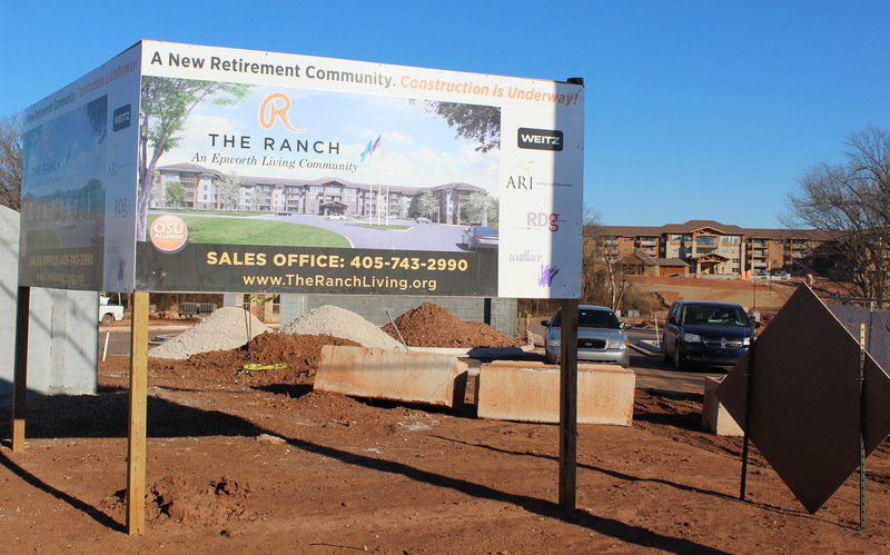 Construction halted on The Ranch retirement community