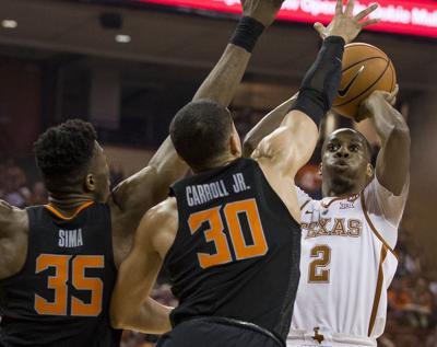 Oklahoma St Texas Basketball