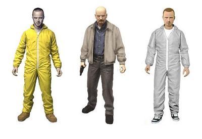'Breaking Bad' action figures