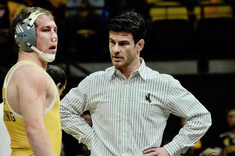 Kyle taking early steps toward taking over Stillwater wrestling program