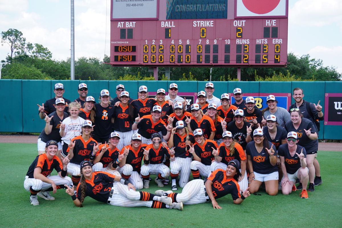 Cowgirls knock off defending national champions to punch ticket to