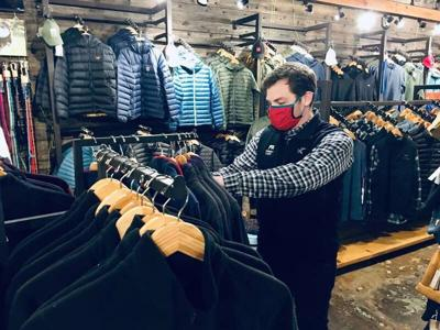 Hanging together:Stillwater merchants providing socially distantalternativesfor local shoppers