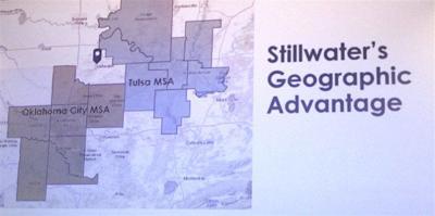 Location, location, location: Stillwaterwell-positioned for economic development