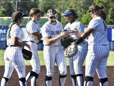Going the distance: Perry's long-distance home run gives Stillwater High softball momentum to defeat Sand Springs (copy) (copy) (copy)
