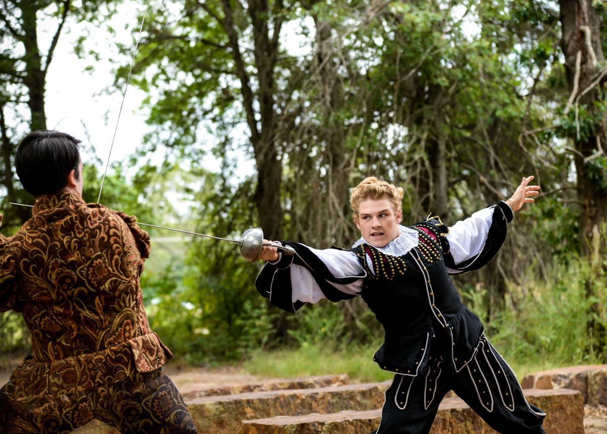 osu theatre presents 'three musketeers' | news | stwnewspress